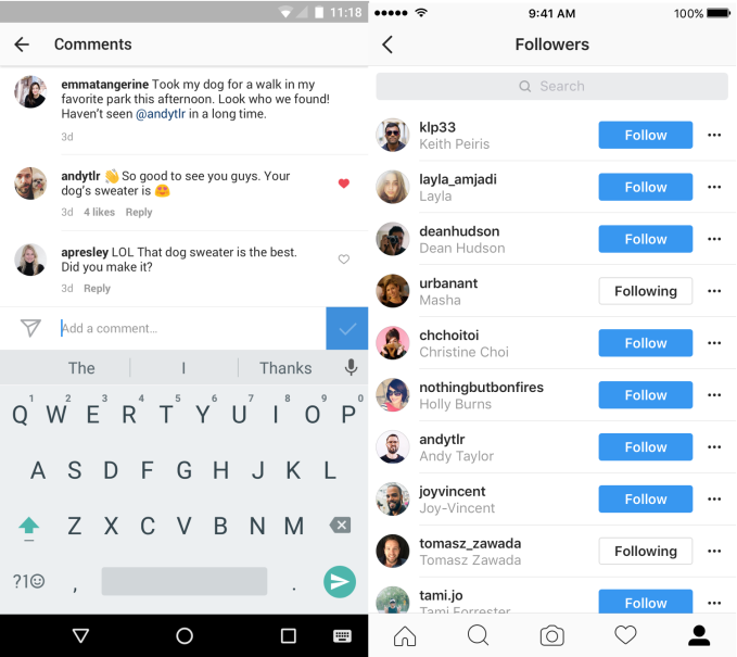 instagram-comment-liking-and-private-account-removing