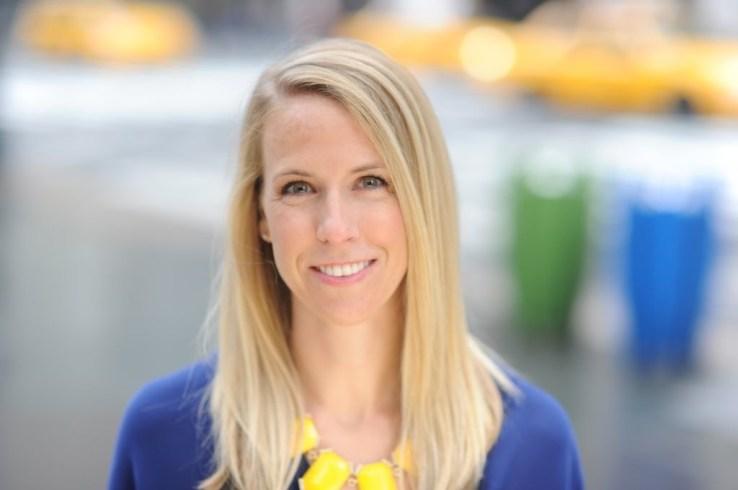 Byte Foods CEO and cofounder Megan Mokri.