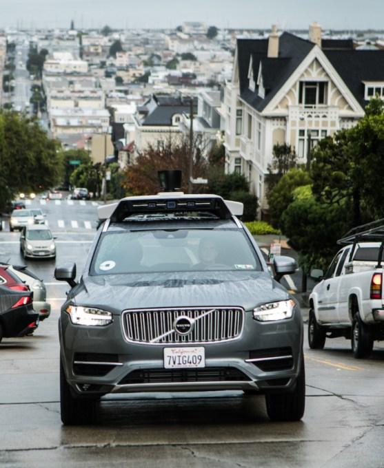 uber-self-driving-cars
