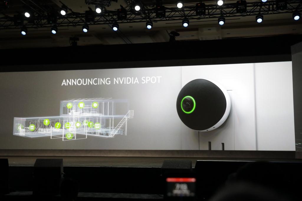 Nvidia Spot