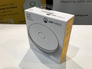 Airthings Wave is a well-designed piece of kit, but at $199, I suspect it will struggle to find a market.