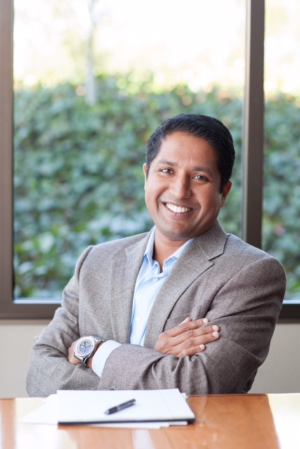 Venky Ganesan, chair of the National Venture Capital Association