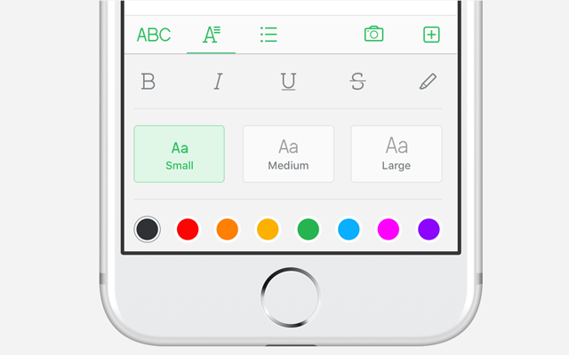 ios-v8-formatting-options-panel