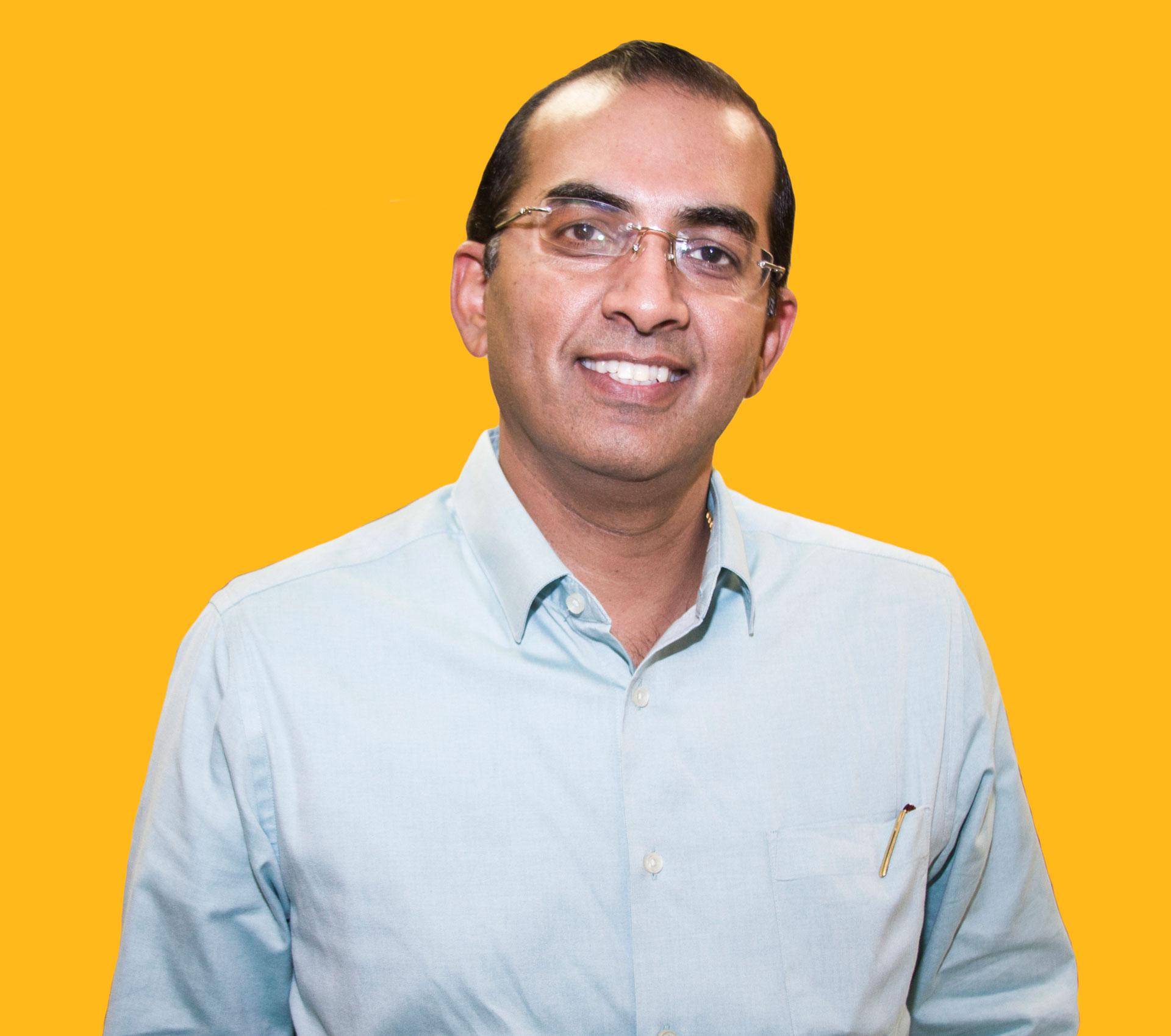 Roambee CEO Sanjay Sharma