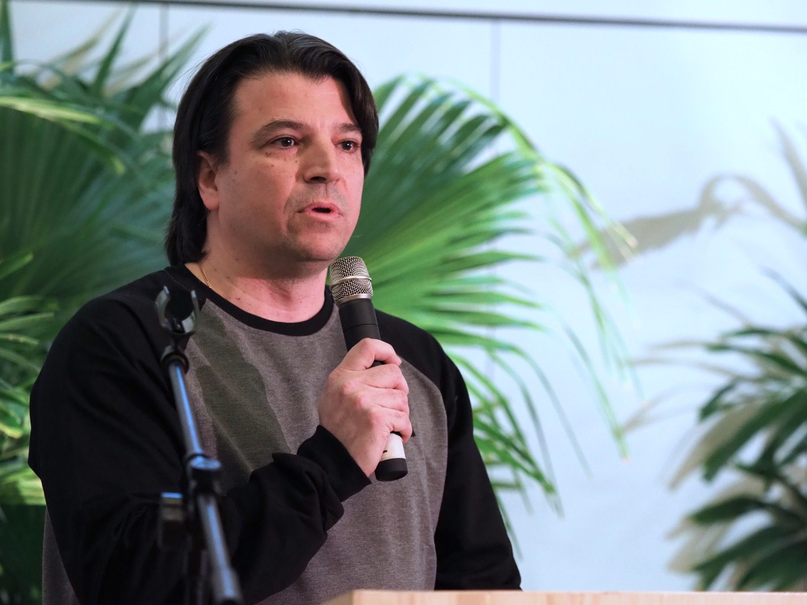 Shopify Director of Engineering Stergios Anastasiadis