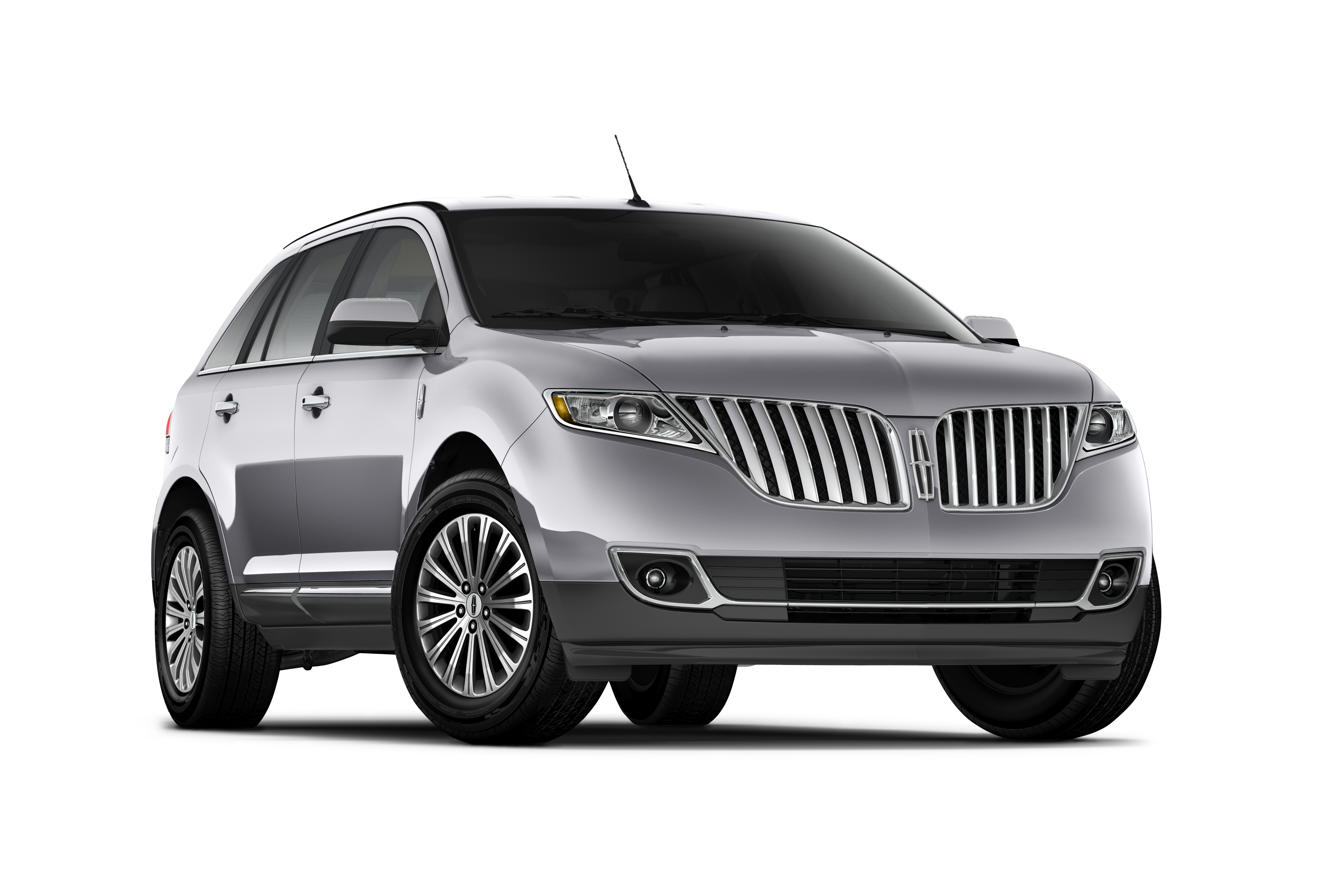 Older cars like this 2014 Lincoln MKX will be able to quickly add 4G and app-based features with the SmartLink.