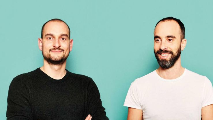 Dalia founders: Nico Jaspers and Fernando Guillen