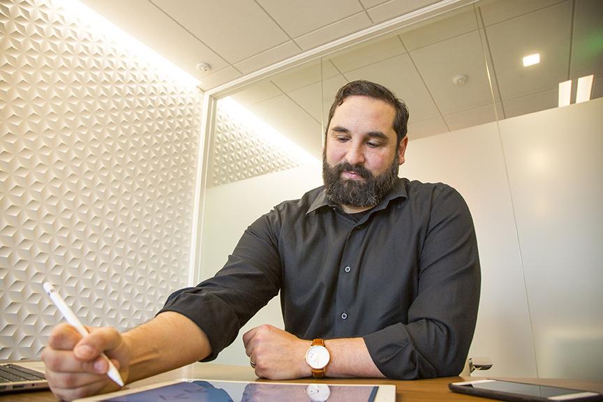 Founder Ben Vigoda