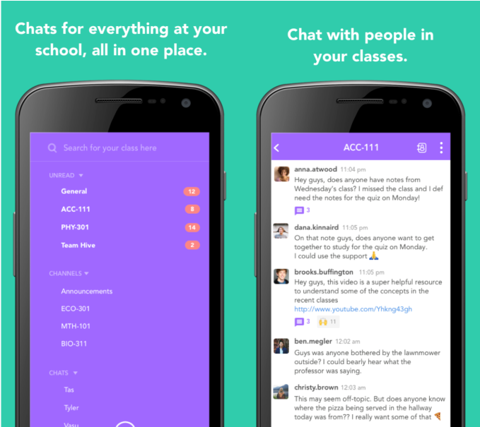 hive-chat