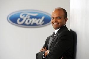 Raj Nair, Ford Exec. Vice President Product Development