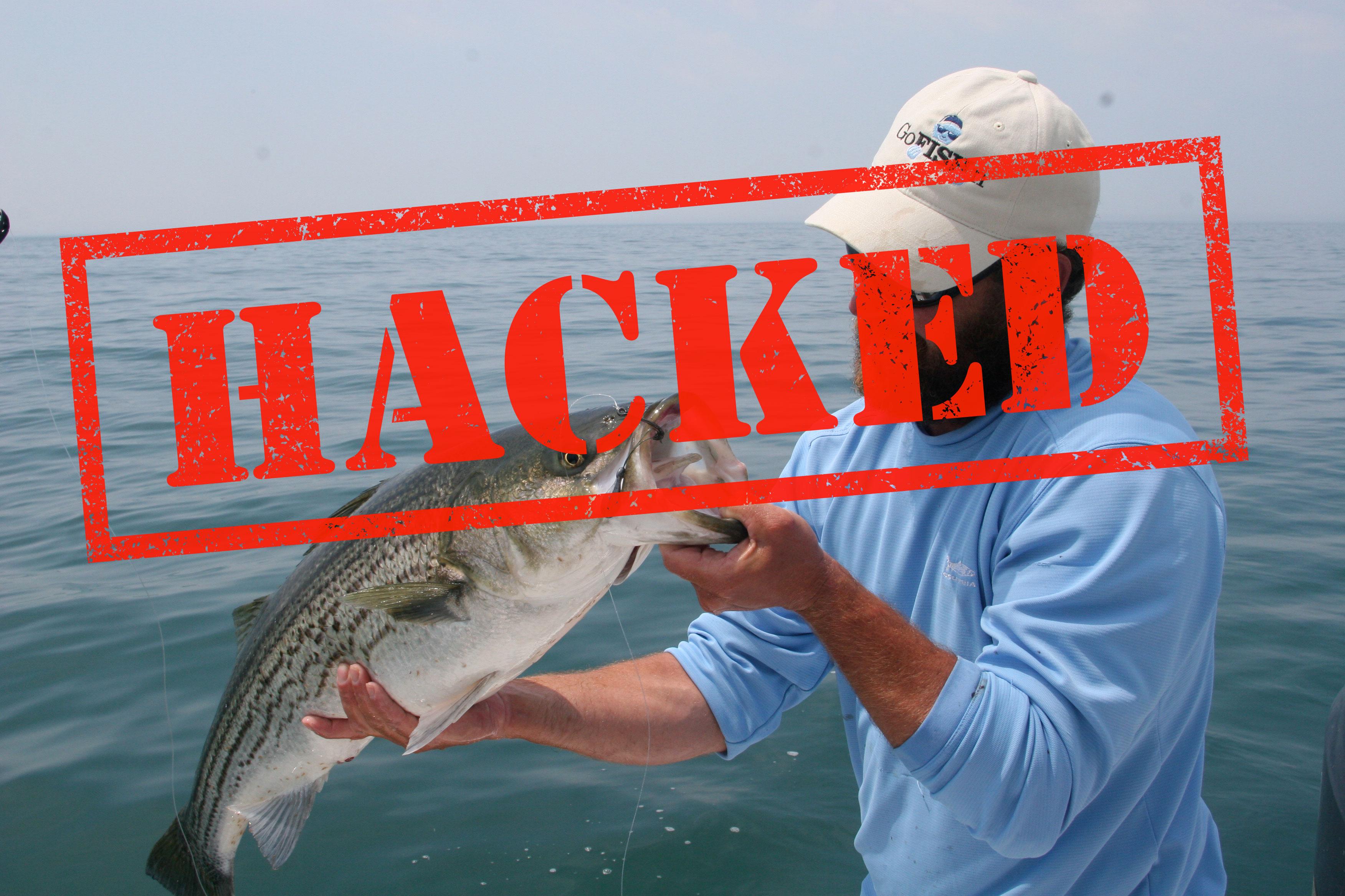 Eric Stapelfeld, the fishing guide