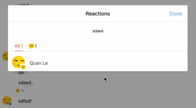 reaction-counter