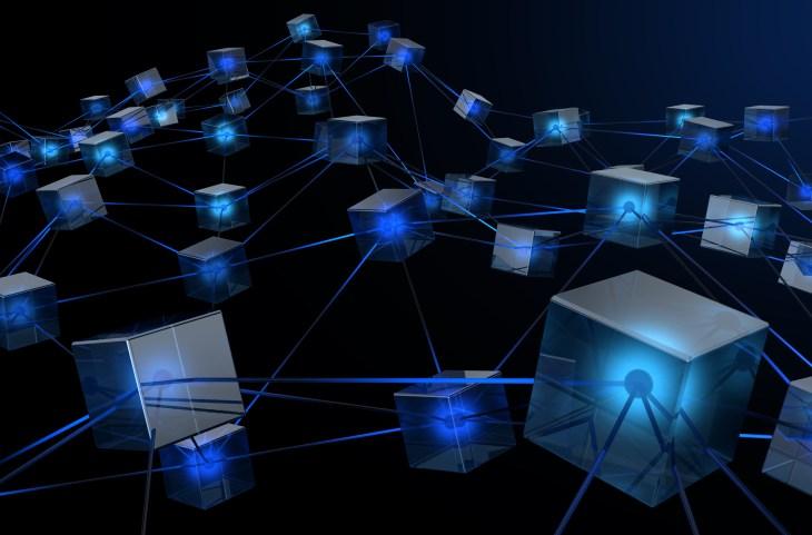 Blockchain Data Network