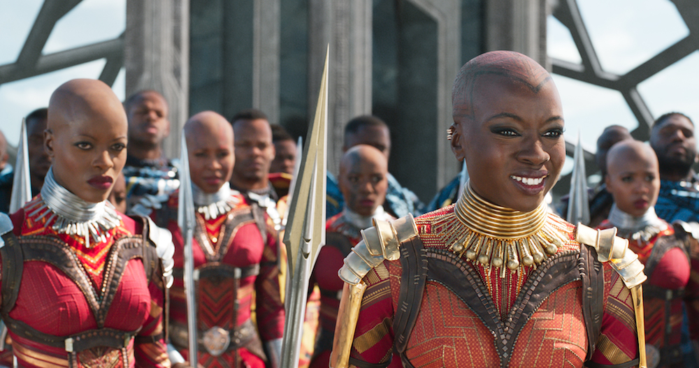 Black Panther/Dora Milaje