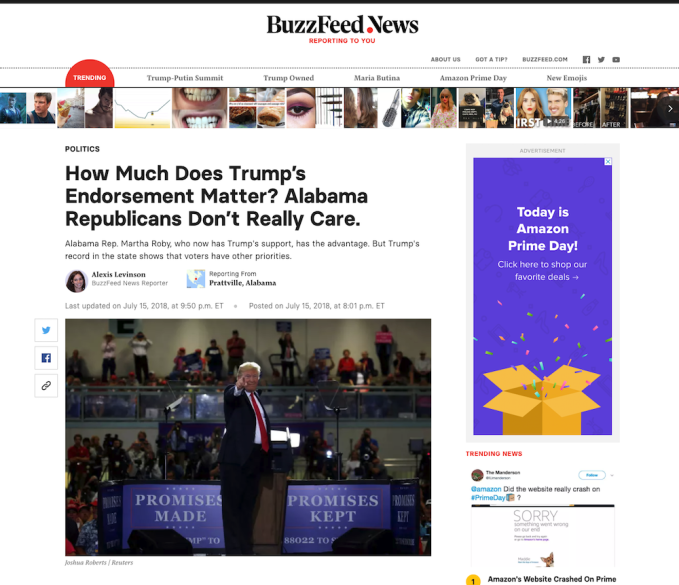BuzzFeed News article