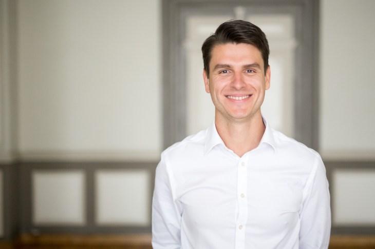 TransferGo co-founder and CEO Daumantas Dvilinskas