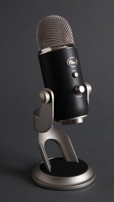 Blue Yeti Pro microphone