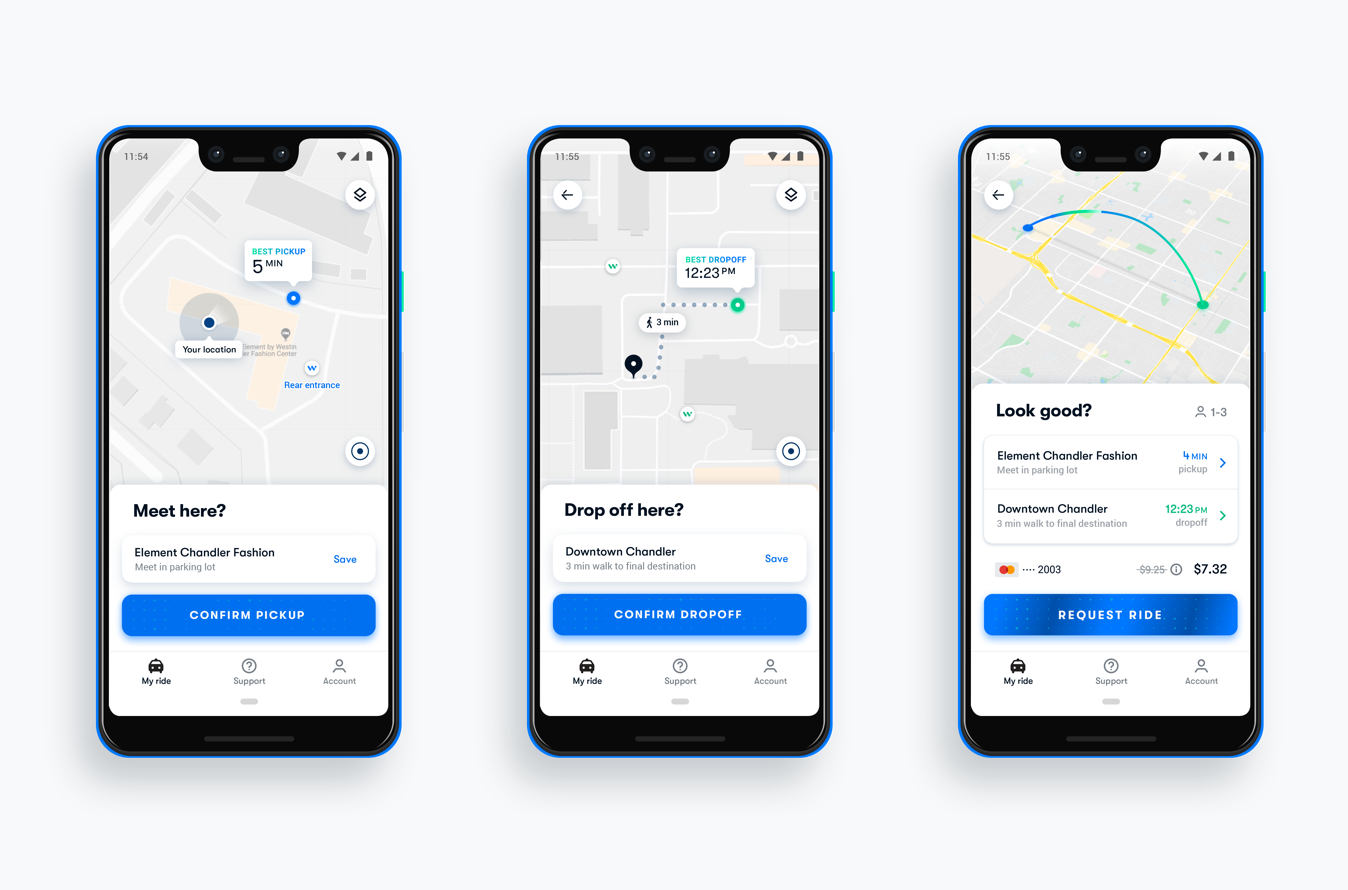 Waymo pickup_dropoff_request