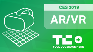 AR/VR at CES 2019 - TechCrunch