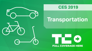 Transportation at CES 2019 - TechCrunch