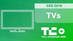 TVs at CES 2019 - TechCrunch