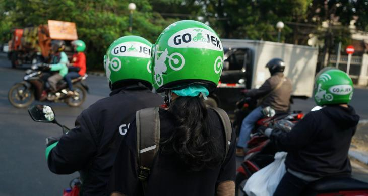 Go-Jek Services as Indonesia's Booming Gig Economy Means Big Tradeoffs for Workers