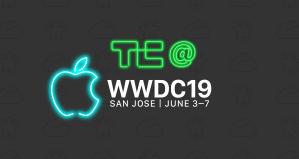 TechCrunch at Apple's WWDC 2019