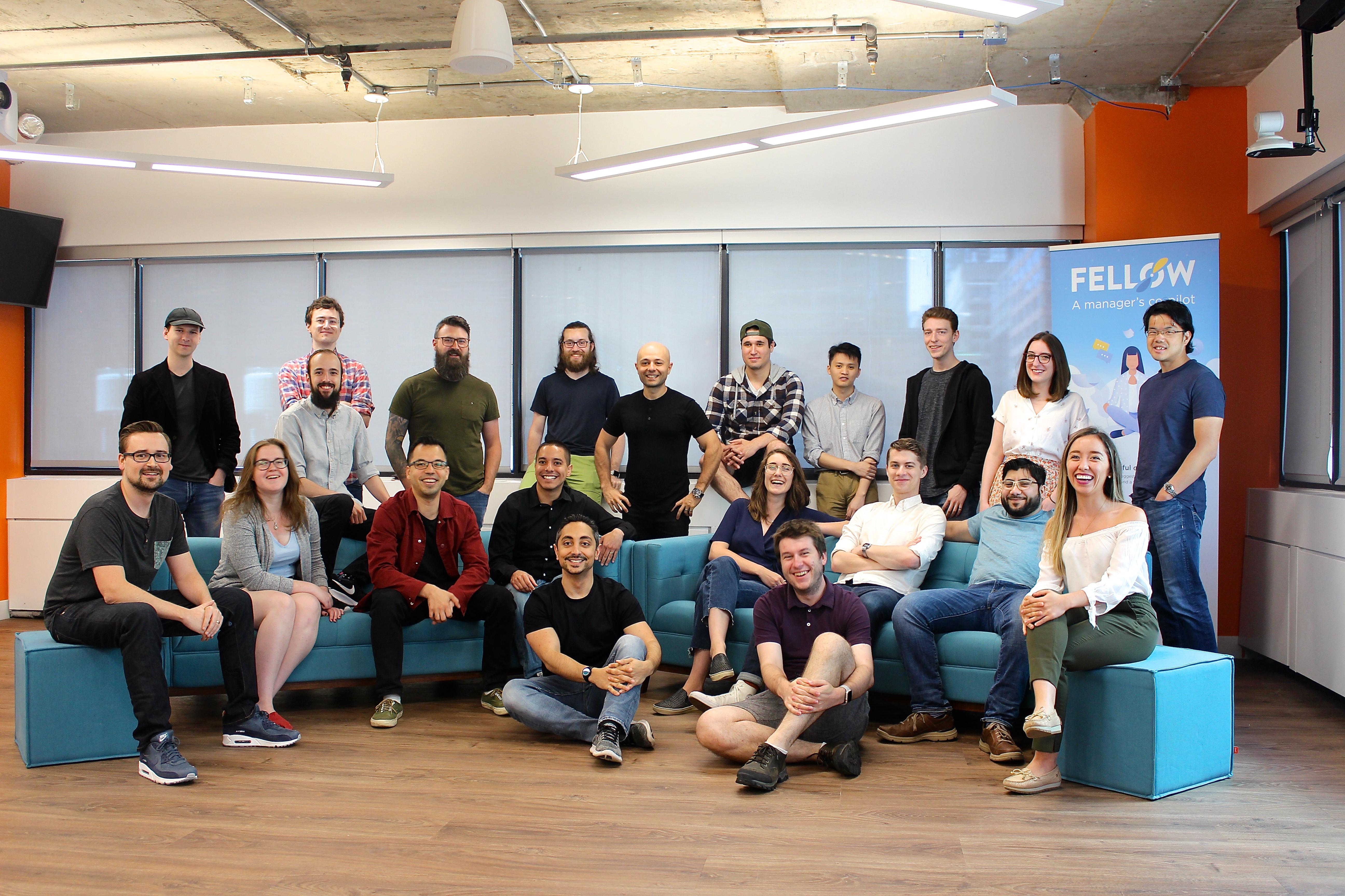 Fellow Team Photo 2019