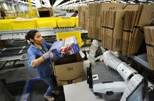 Amazon Canada fulfillment centre
