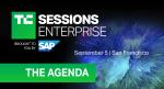 SAP agenda header