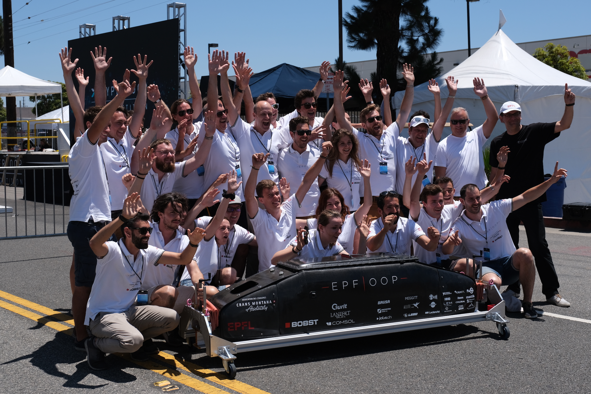 hyperloop pod competition epfl 1