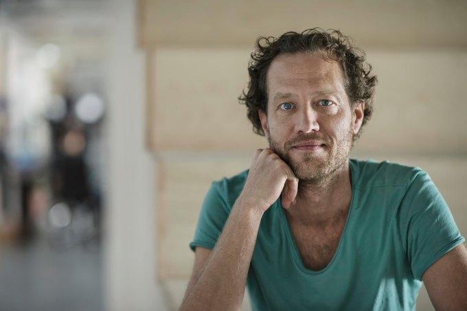 Fairphone founder Bas van Abel