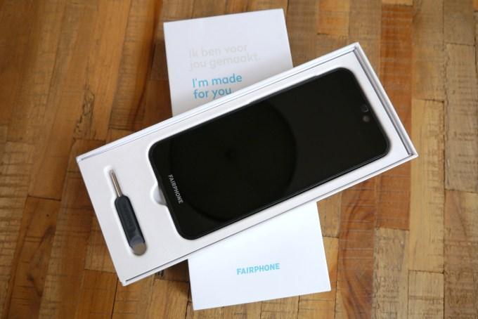 Fairphone box main