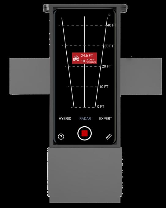 Lumineye Device BreathingMode