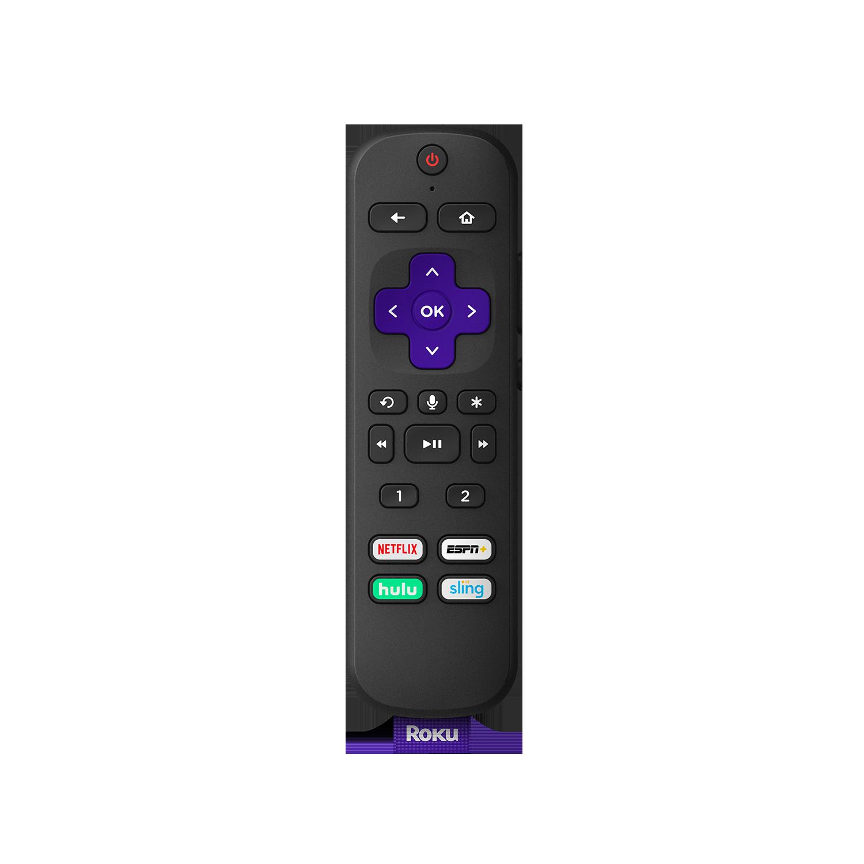 New Roku Ultra Remote