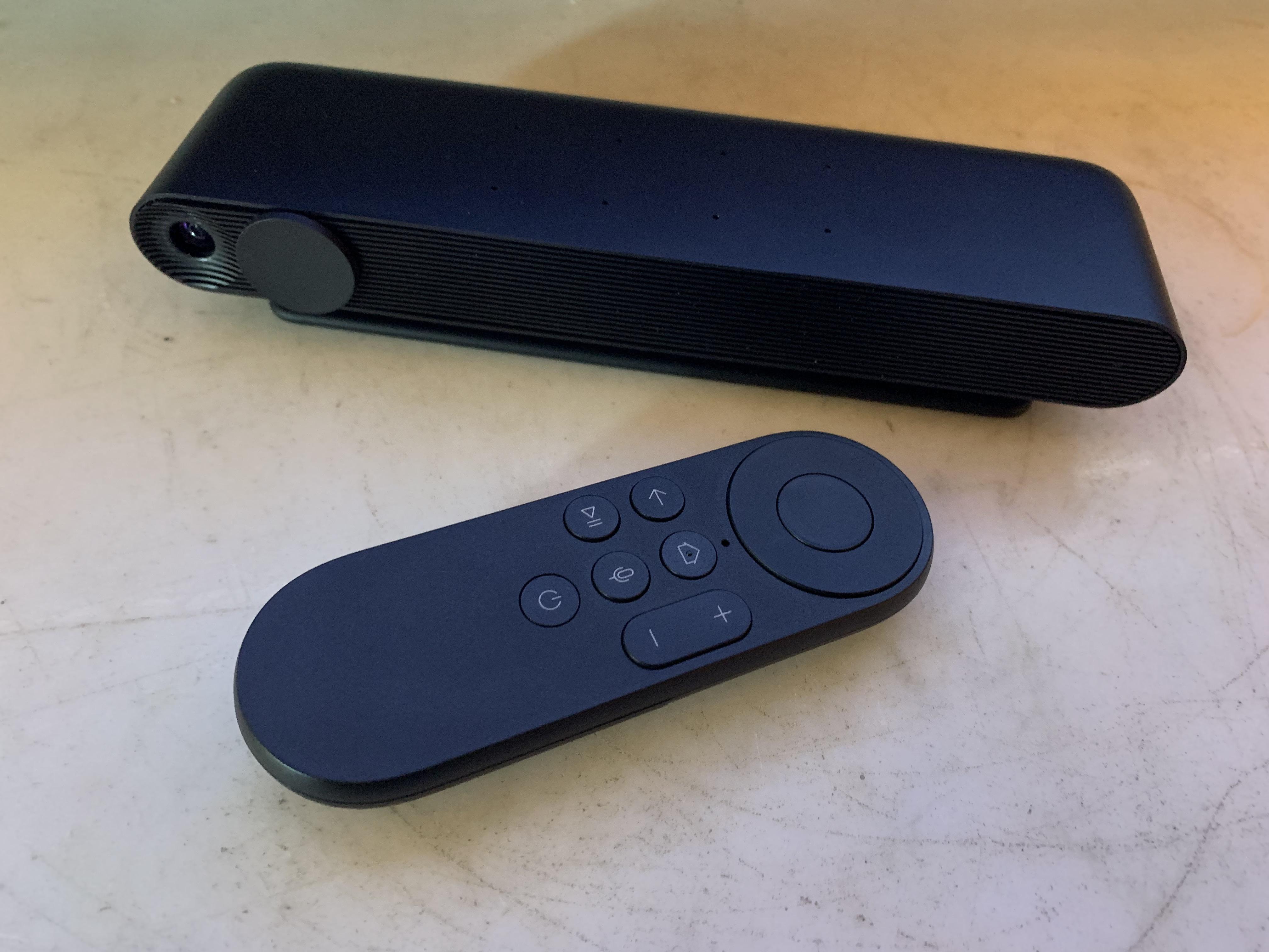 Portal TV and Remote