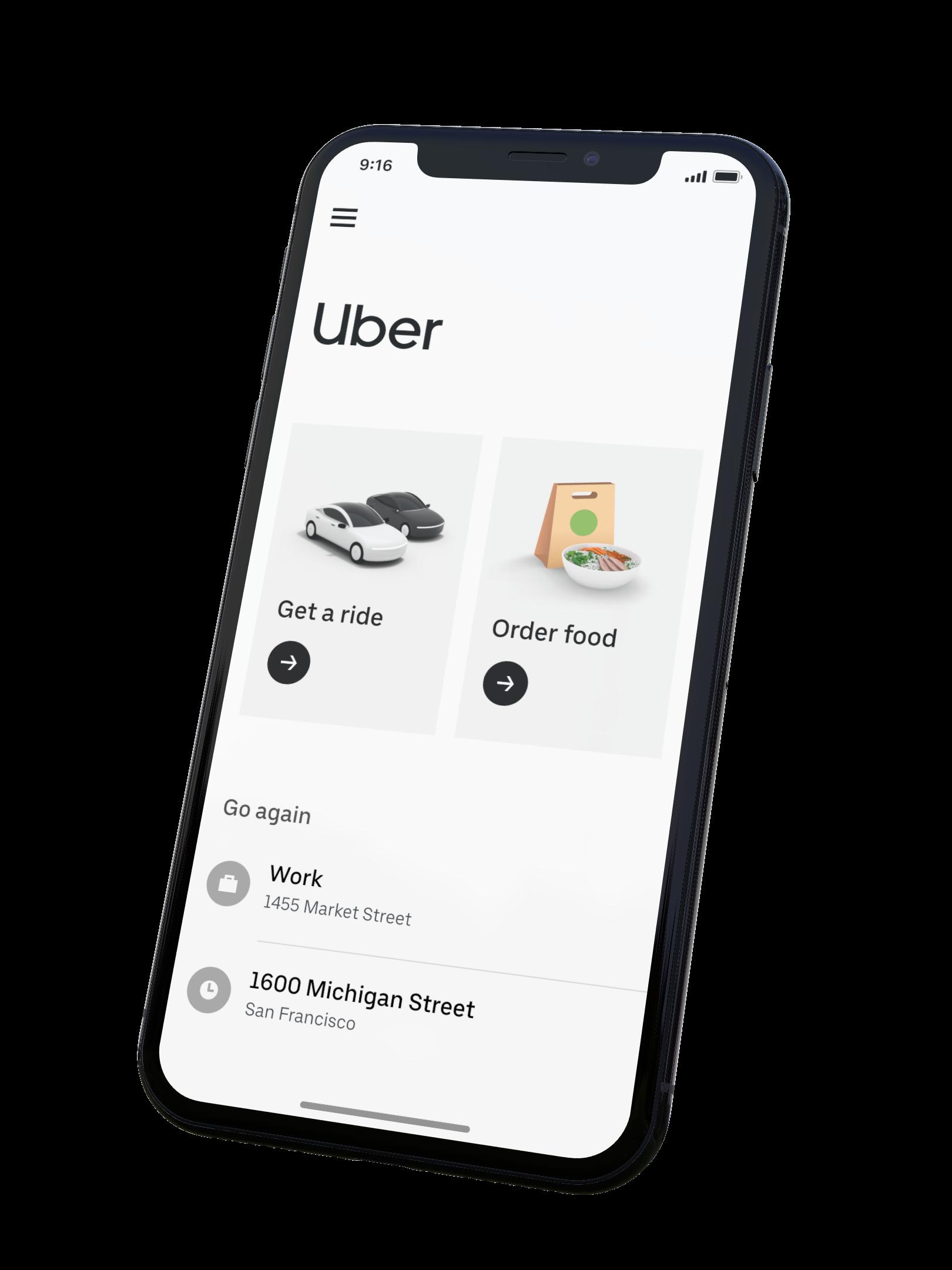 Uber App V2