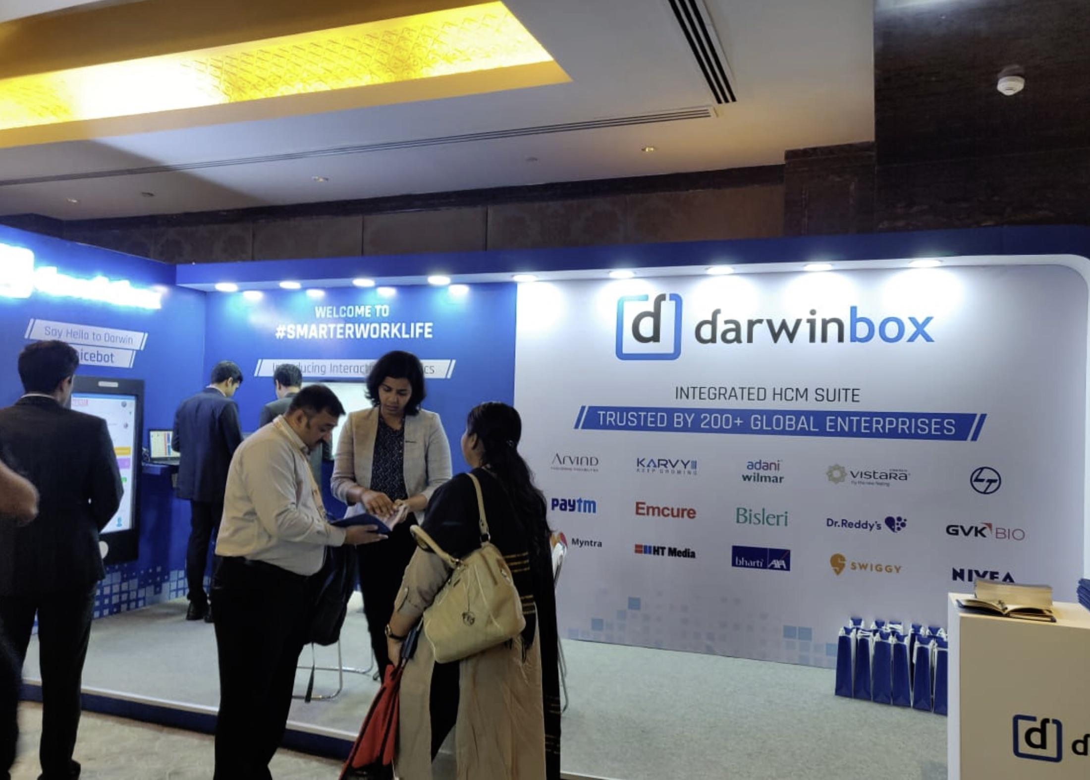 darwinbox event