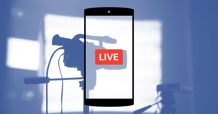 facebook live studio