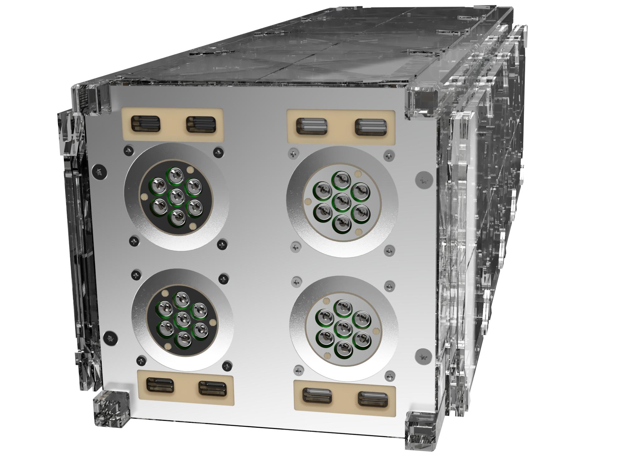 3U Satellite Rendering MF transparent