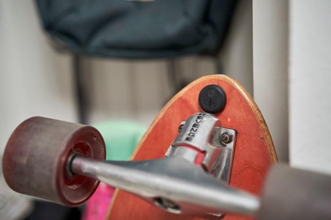 FY20 Sticker Skateboard