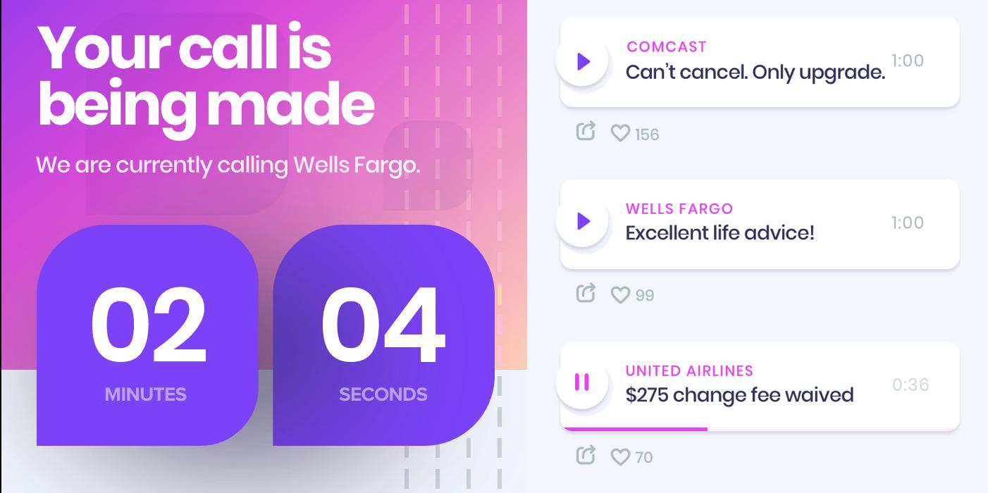 Record and share customer service calls