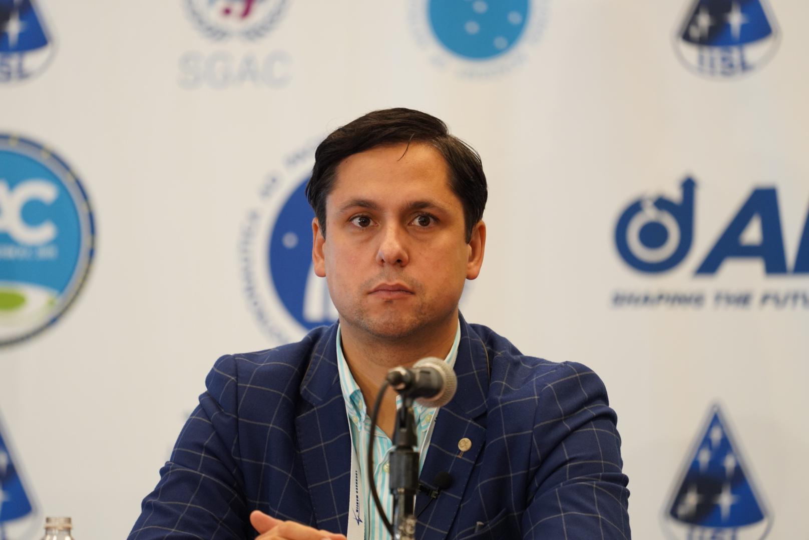 Spacebit CEO Pavlo Tanasyuk