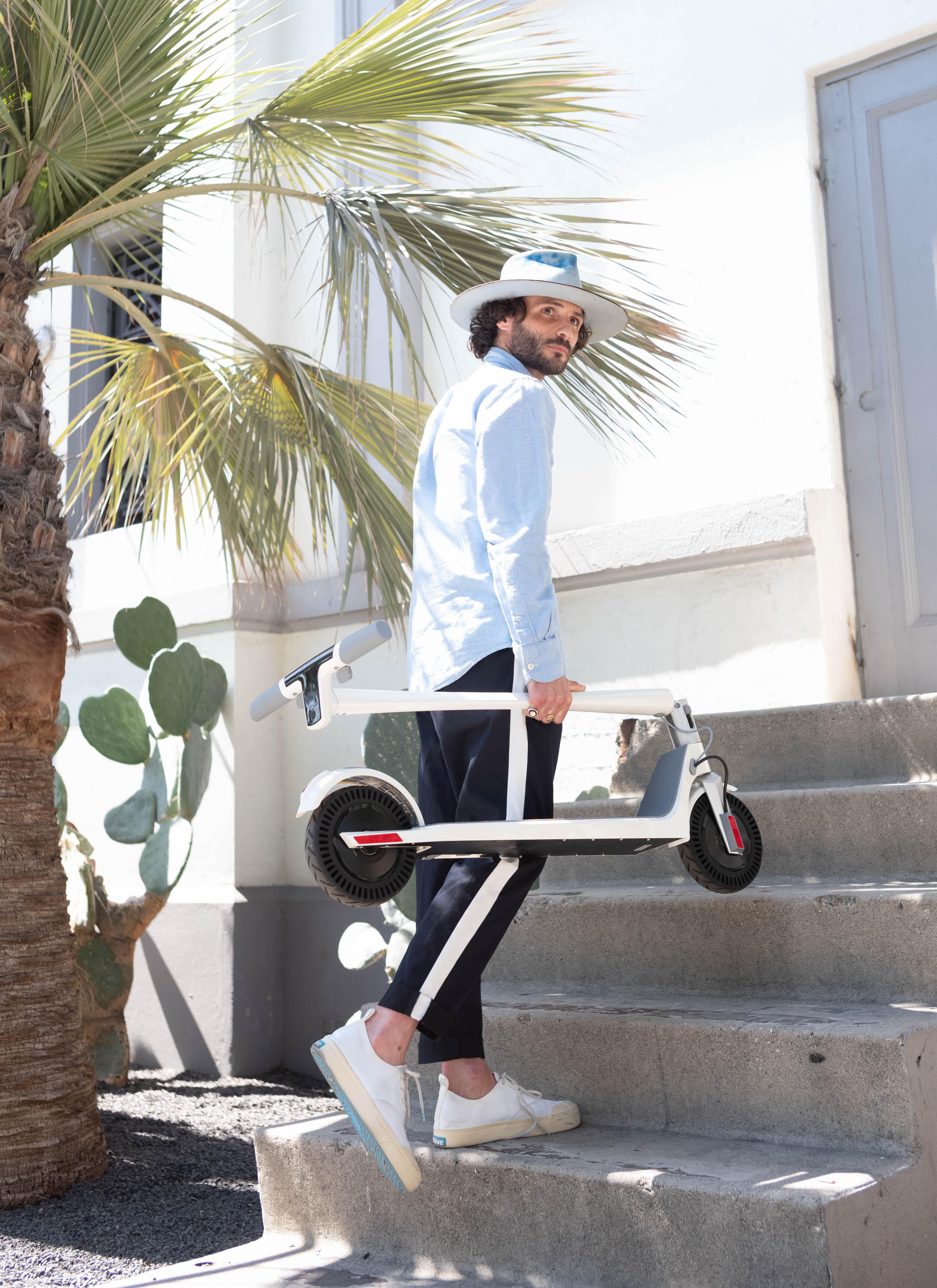 Unagi Scooter Weight 1