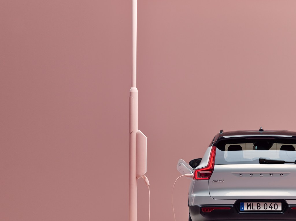 Volvo XC40 charger