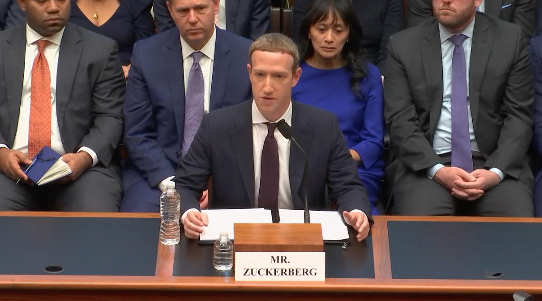 Zuckerberg Libra testimony