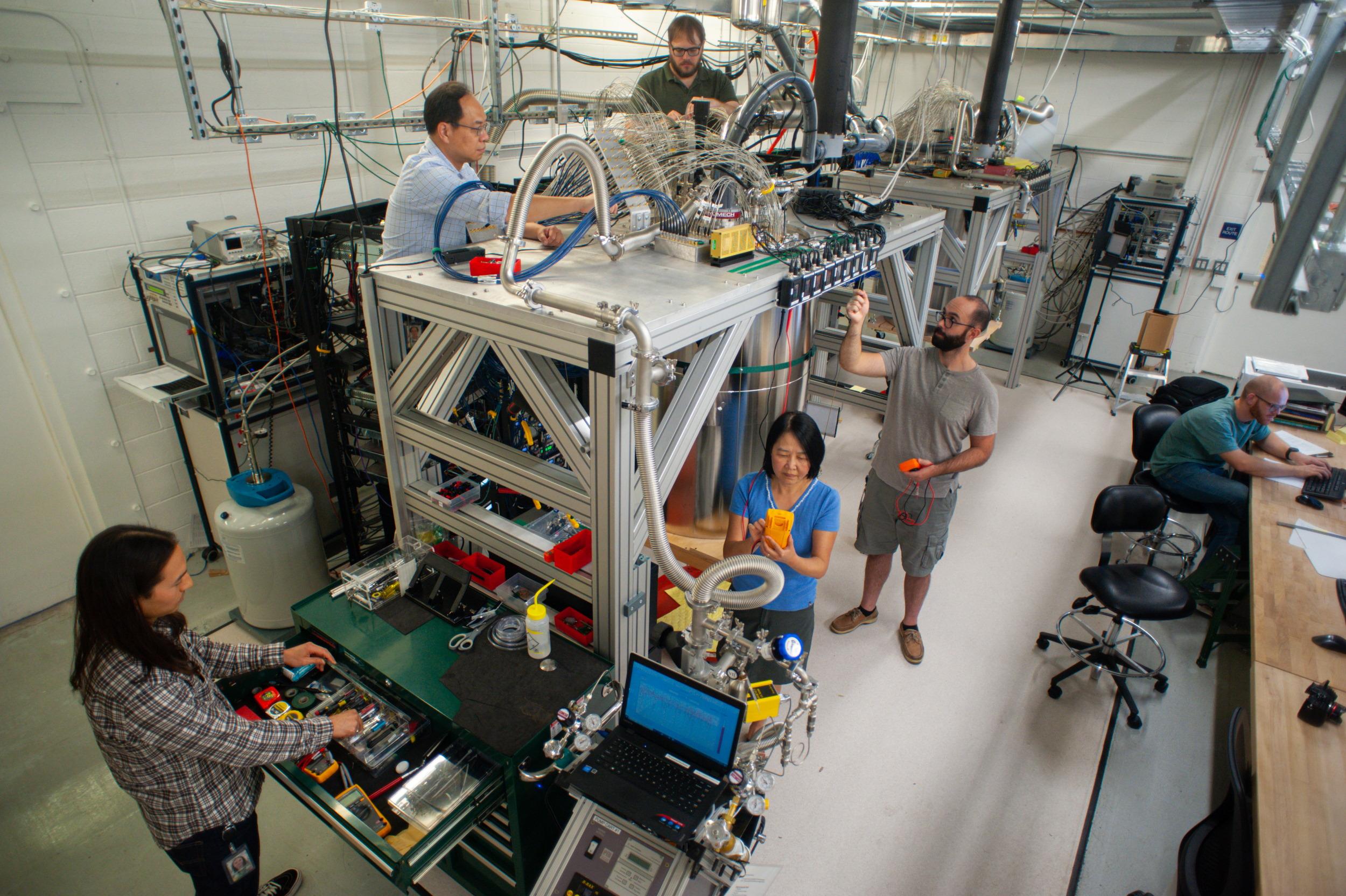 google quantum team