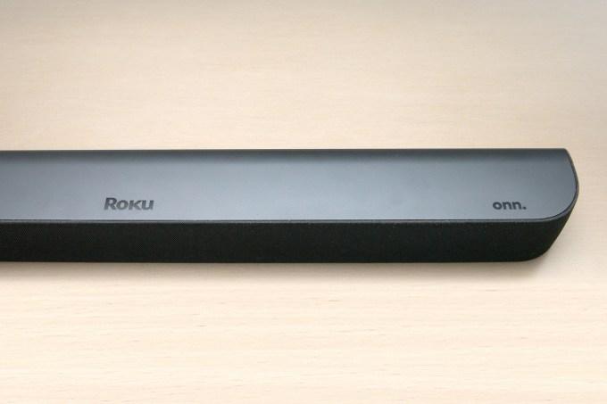 onn Roku Smart Soundbar lifestyle