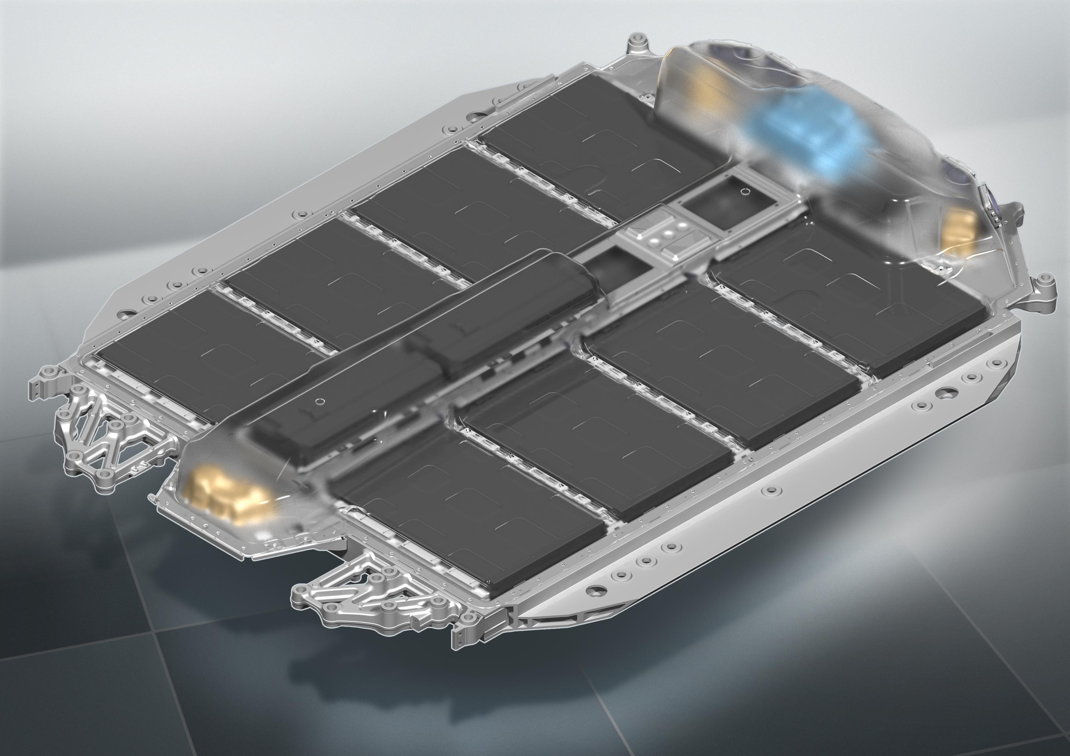 BMW battery-i4