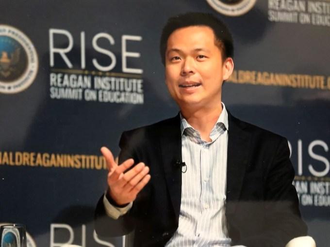 Kenzie Academy co-Founder and CEO Chok Ooi.